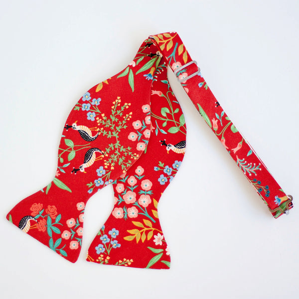 Men's Freestyle Self-Tie Bow Ties