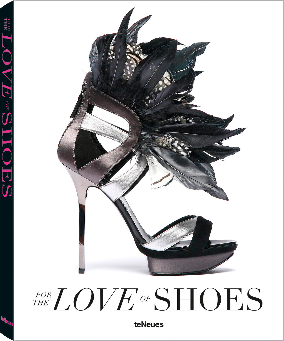 Patrice Farameh, For the Love of Shoes