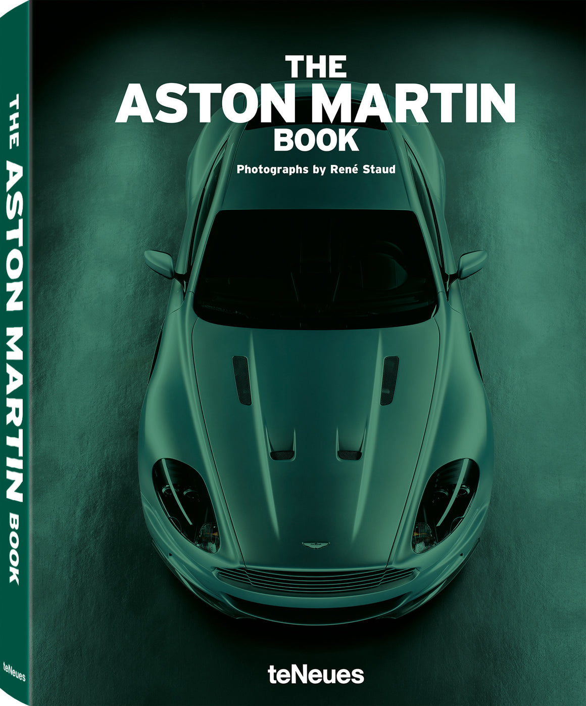 René Staud, The Aston Martin Book