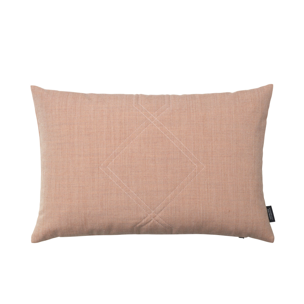 Louise Roe Diamond Quilted pude, Remix 612, Light Rose