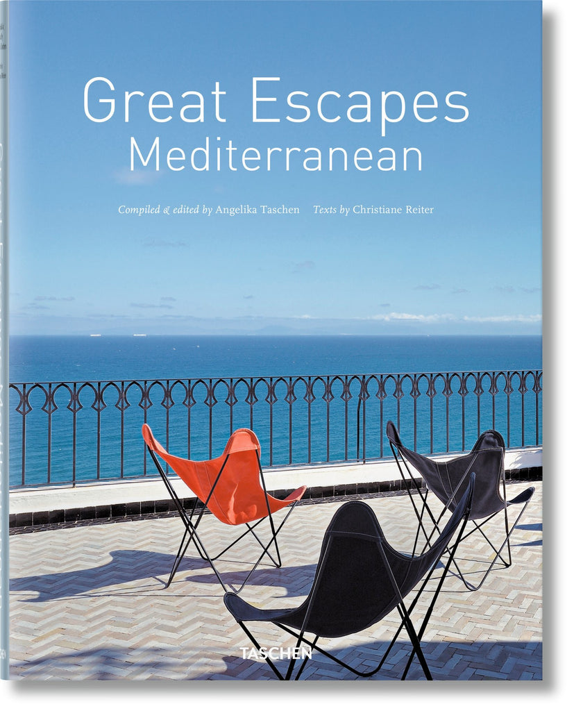 Great Escapes Mediterranean, Revised Ed.