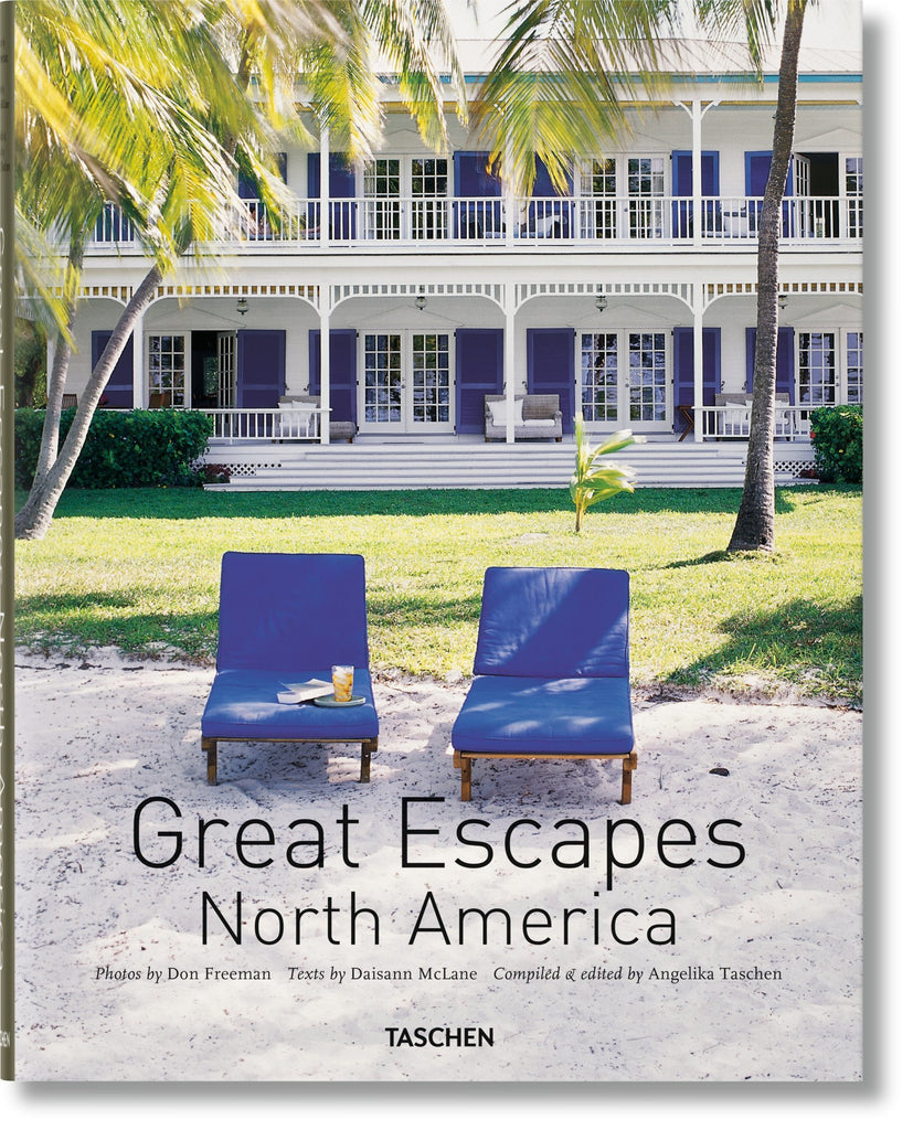 Great Escapes North America, Revised Ed.