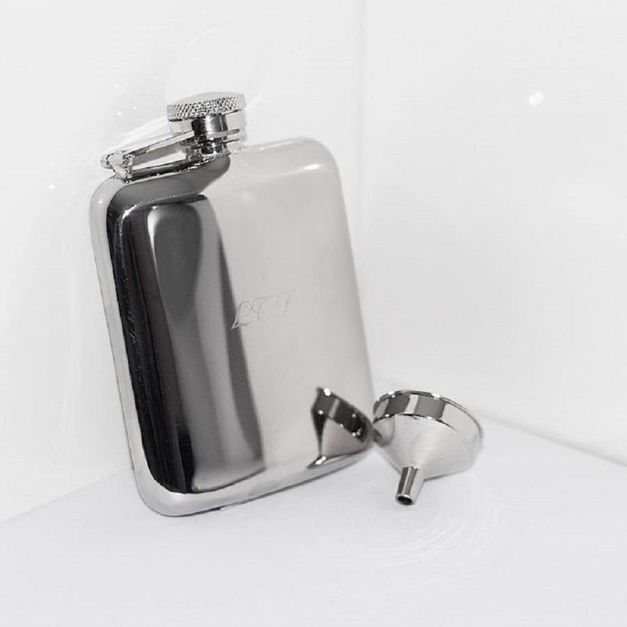 Personalised Luxurious Hip Flask