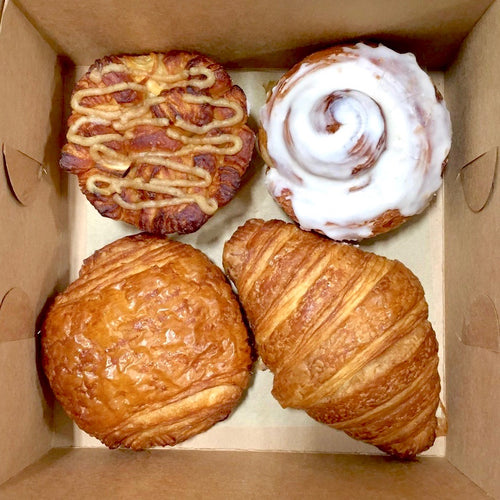 4-Pack of Mixed Pastries