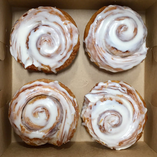 Cinnamon Roll (4 pack)
