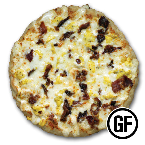 Breakfast Pizza - Gluten Free