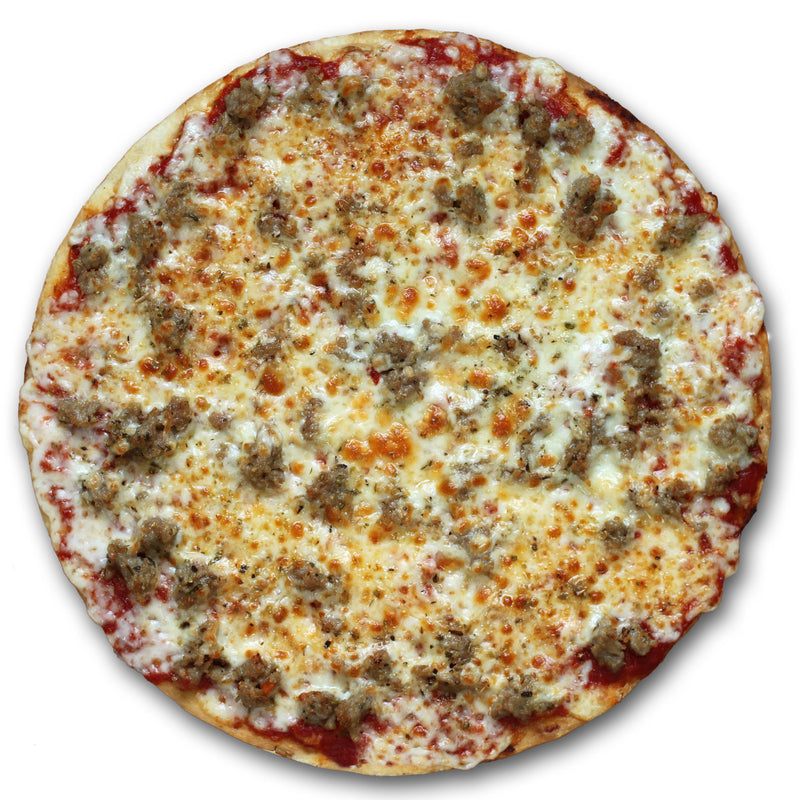 Sausage Pizza - Poco Pizza - Frozen Pizza