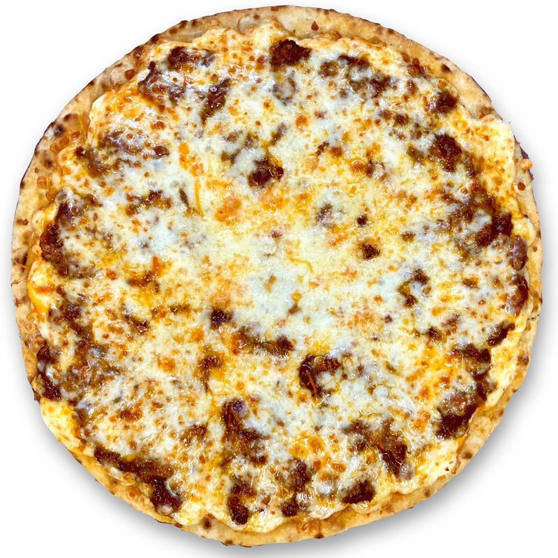 Chili Cheese Pizza