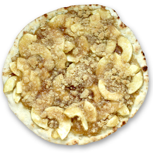 Dutch Apple Pie Pizza