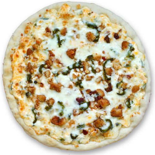 Jalapeño Popper Party Pizza