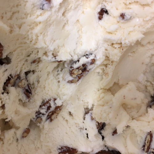 Ice Cream - Leo's Butter Pecan