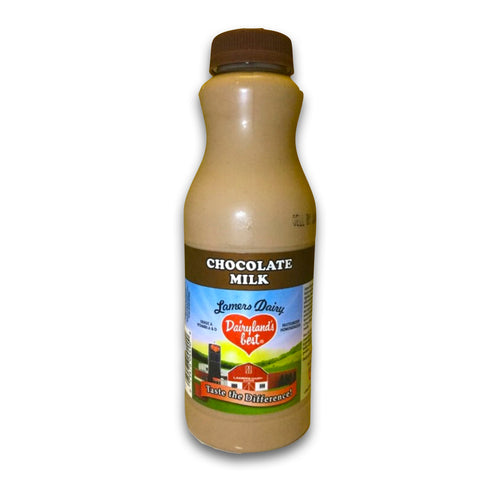 Lamers Chocolate Milk - 16oz