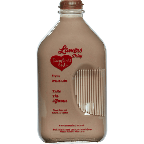 Lamers Chocolate Milk - 64oz