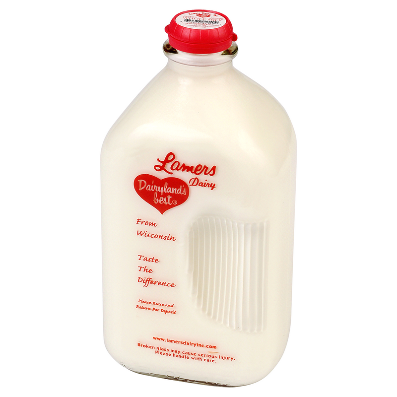 Lamers Whole Milk - 64oz