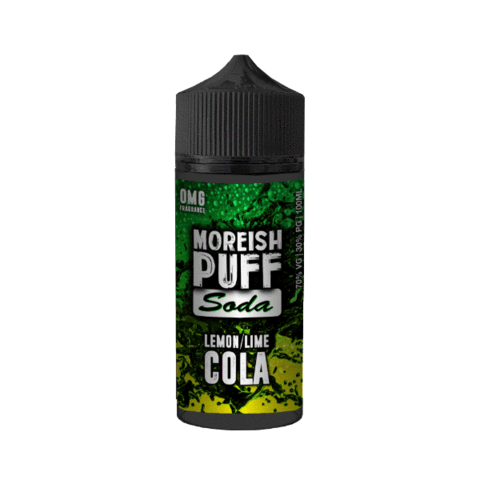 Lemon & Lime Cola Soda 100ml.