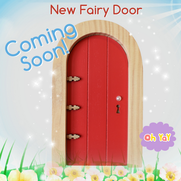 New Fairy Door!!