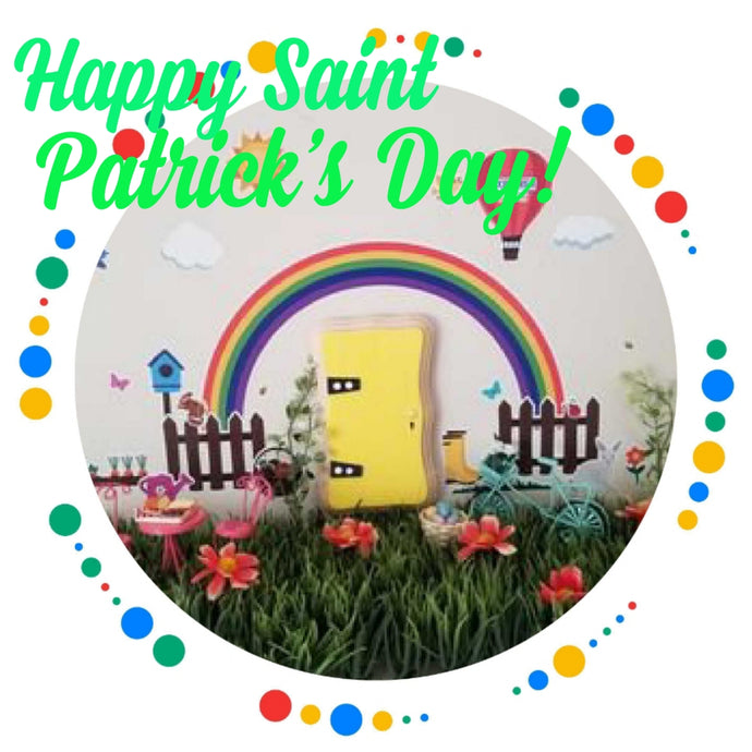 Invite a Fairy into your home this Saint Patrick's Day!