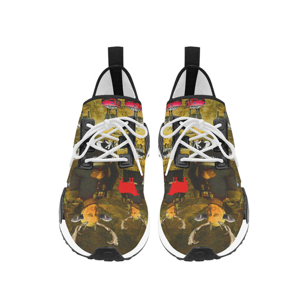 BOVINE Women's All Over Print Running Shoes