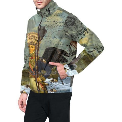 THE YOUNG KING ALT. 2 II All Over Print Windbreaker for Men