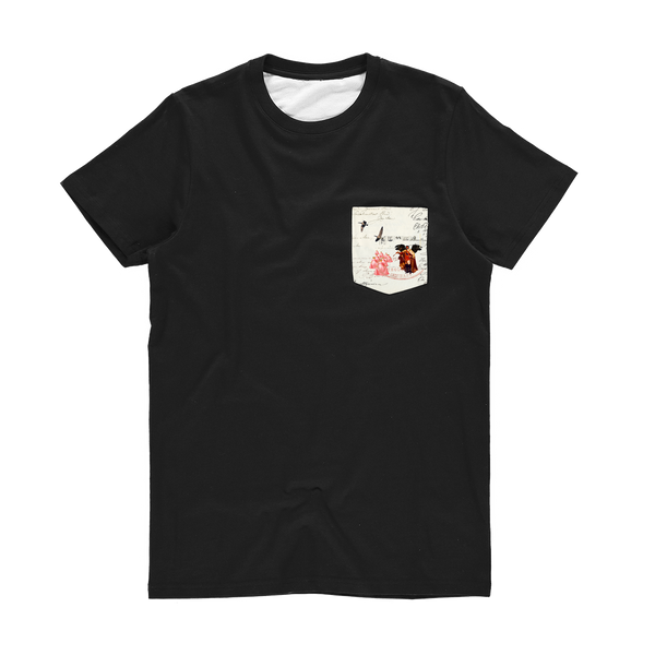 THE KING OF THE FIELD III Classic Sublimation Pocket Tee