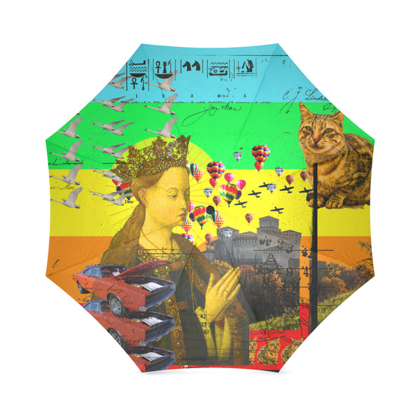 PRAYER Foldable Umbrella