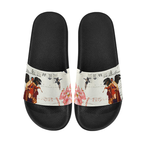 THE KING OF THE FIELD III Men's Printed Slides