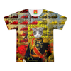 HOLY CATMEN WITH RED AND YELLOW Men's All Over Print Tee