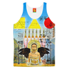 ROCKET GIRL II Men's All Over Print Tank Top