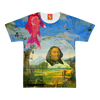 A LANDSCAPE COLLAGE Women's All Over Print Tee
