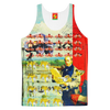 ACCORDING TO PLAN. Men's All Over Print Tank Top
