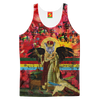 ANIMAL MIX - THE HOLY EMPEROR I Men's All Over Print Tank Top