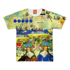 THE PARKING LOT Men's All Over Print Tee