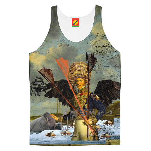 THE YOUNG KING ALT. 2 II Men's All Over Print Tank Top