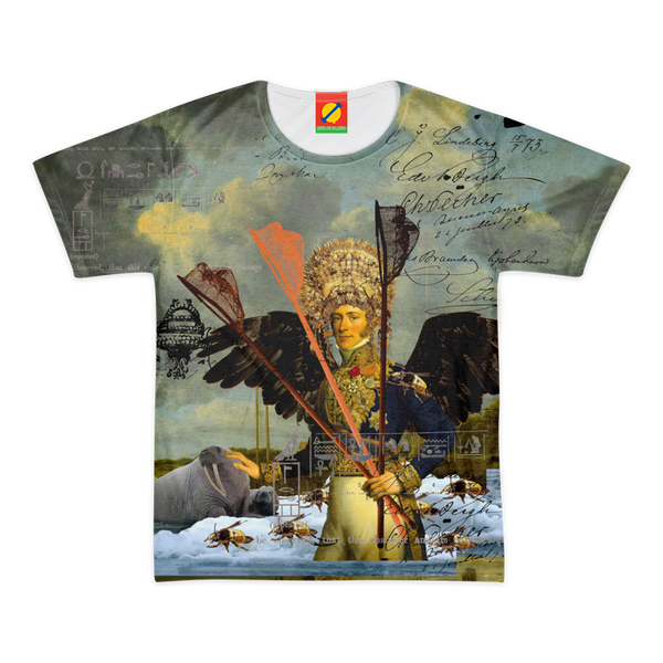 THE YOUNG KING ALT. 2 II Women's All Over Print Tee