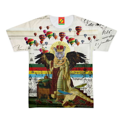 ANIMAL MIX - THE HOLY EMPEROR IV Women's All Over Print Tee