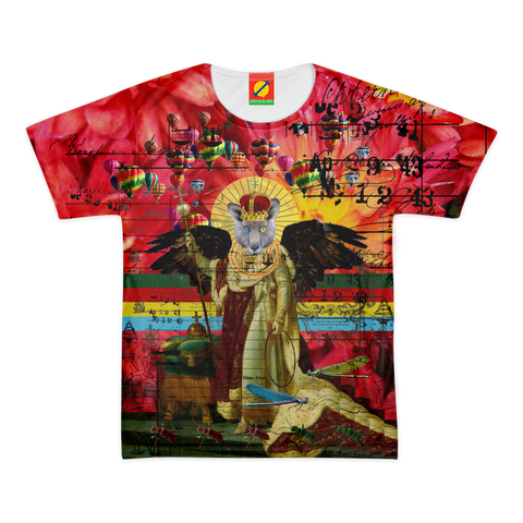 ANIMAL MIX - THE HOLY EMPEROR I Men's All Over Print Tee