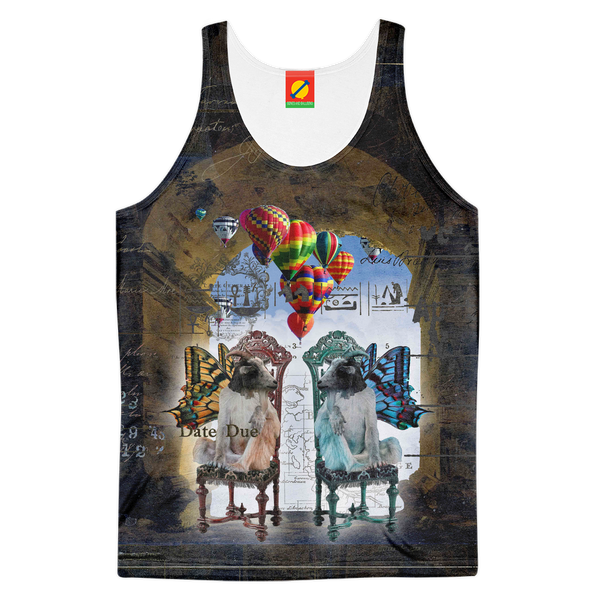 ANIMAL MIX - THE GATE II Men's All Over Print Tank Top