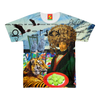 THE EMPEROR OF SNOWY MOUNTAIN III Women's All Over Print Tee