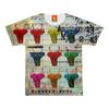 POP ART ANIMAL MIX Men's All Over Print Tee