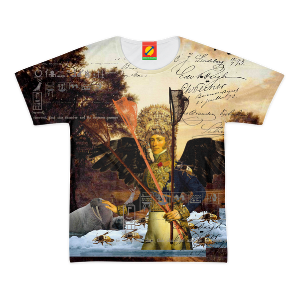 THE YOUNG KING ALT. 2 I Men's All Over Print Tee