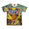 THE BORING HEADDRESS I II II Men's All Over Print Tee