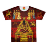 THE INDIAN KING Men's All Over Print Tee