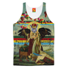 ANIMAL MIX - THE HOLY EMPEROR AGAIN III Men's All Over Print Tank Top
