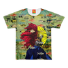 THE HALLOWED DIVER Women's All Over Print Tee