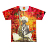 THE SITAR PLAYER Men's All Over Print Tee