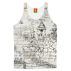 MAP AND SOME ILLUSTRATIONS Men's All Over Print Tank Top