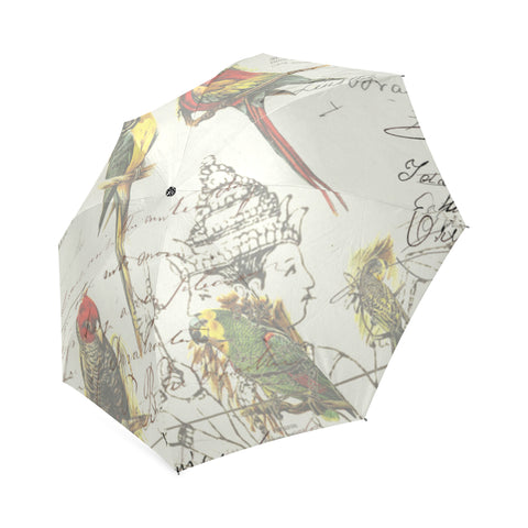 THE PARROT MAP II Foldable Umbrella