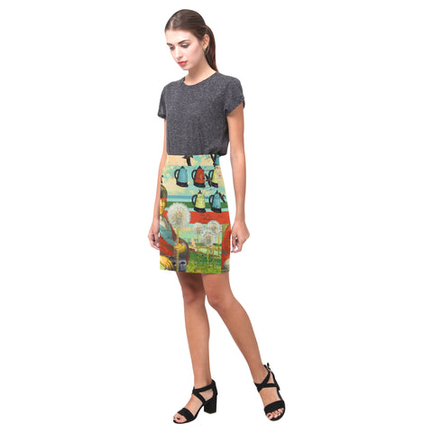 KITCHENWARES AND DANDELIONS Skirt