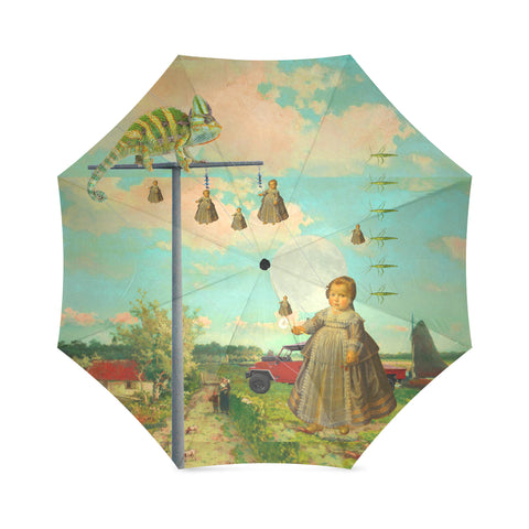 DANDELIONS Foldable Umbrella