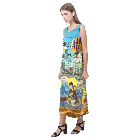 THE CONCERT II Sleeveless Dress